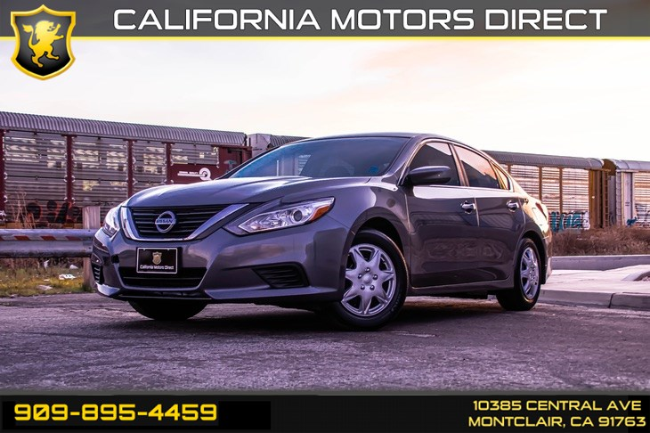 2018 Nissan Altima 2.5 S (BACK-UP CAMERA & BLUETOOTH)