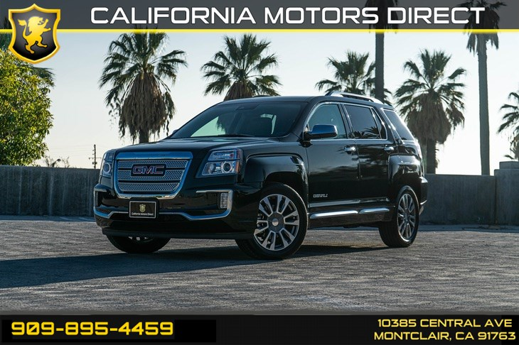 2017 GMC Terrain Denali(BLUETOOTH & BACK-UP CAMERA)