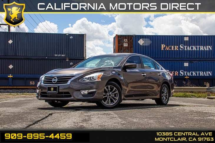 2015 Nissan Altima 2.5 S (BLUETOOTH & A/C)