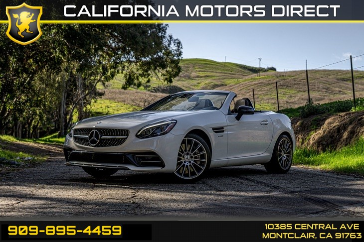2017 Mercedes-Benz AMG SLC 43 Roadster(TWIN TURBO & CONVERTIBLE)