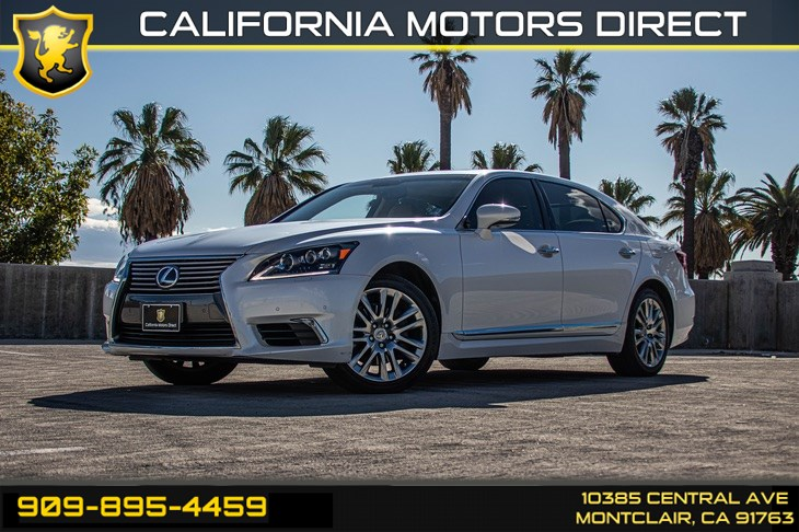 2016 Lexus LS 460 L (SUN/MOONROOF & TELEMATICS)