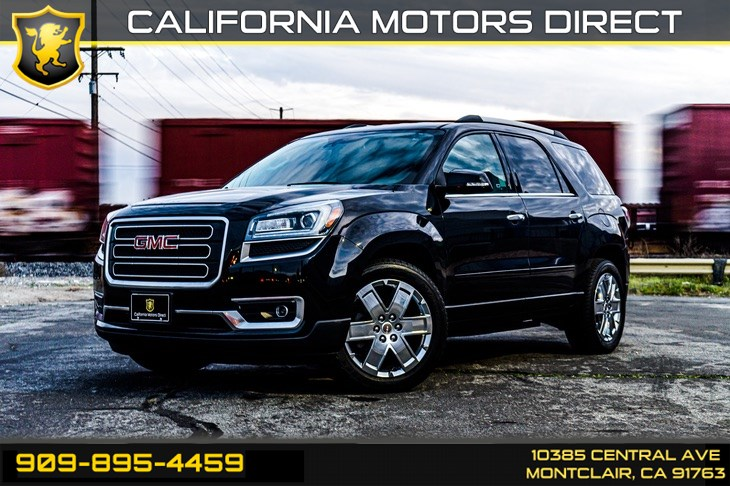 2017 GMC Acadia Limited Limited(BLUETOOTH & BACK-UP CAMERA)