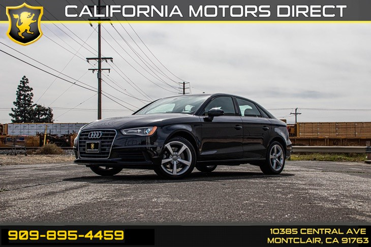 2016 Audi A3 1.8T Premium(BLUETOOTH & BACK-UP CAMERA)