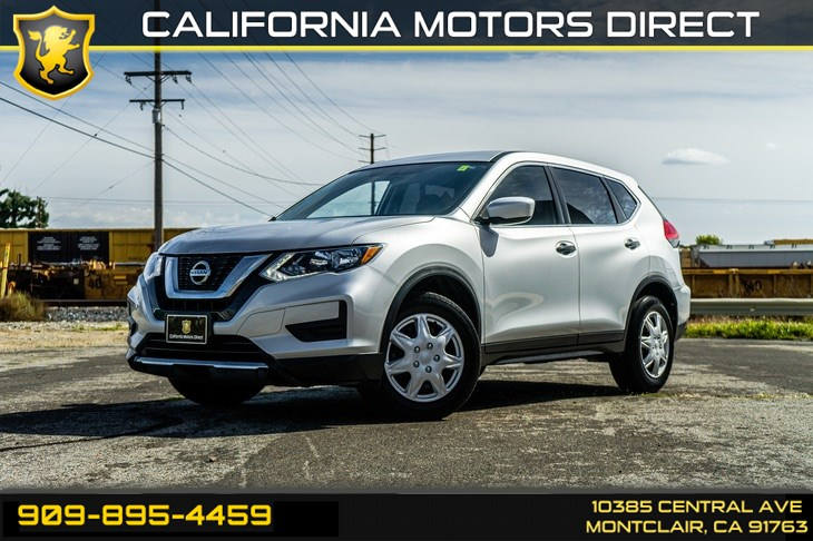 2017 Nissan Rogue S (BACK-UP CAMERA & BLUETOOTH)