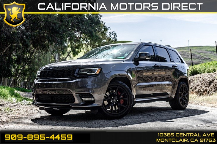 2018 Jeep Grand Cherokee SRT(SUNNROOF & 4WD)