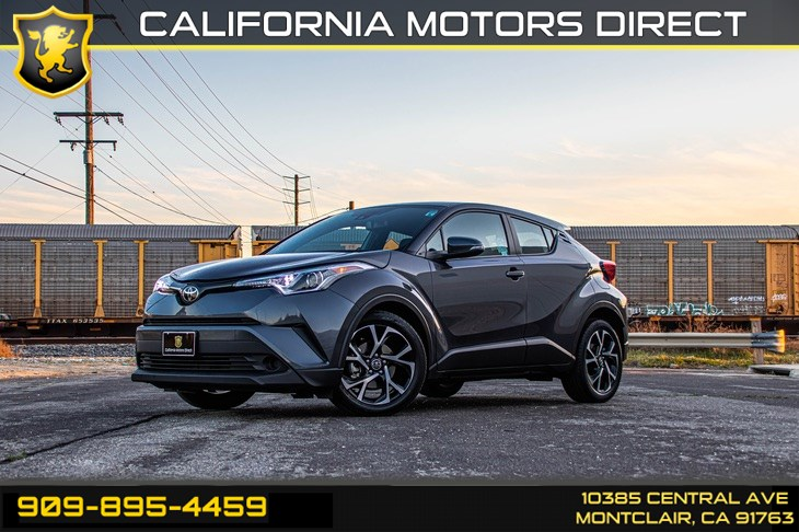 2018 Toyota C-HR XLE(BLUETOOTH & BACK-UP CAMERA)