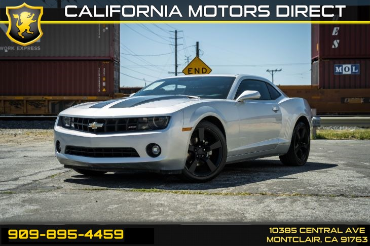 2012 Chevrolet Camaro 1LT (NAVIGATION AND BLUETOOTH)