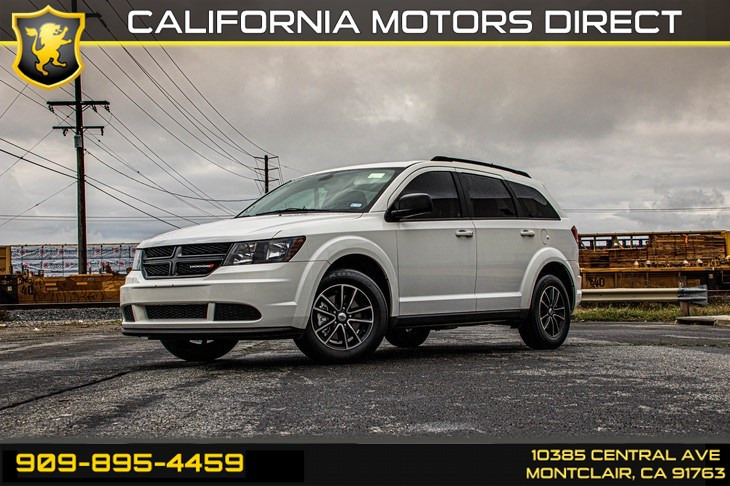 2018 Dodge Journey SE (BACK-UP CAMERA & BLUETOOTH)