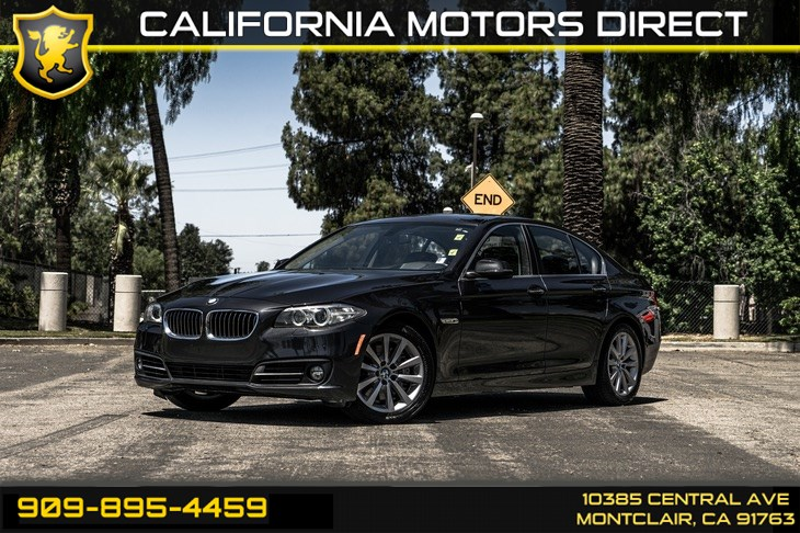 2016 BMW 5 Series 535i(NAVIGATION & SUNROOF)