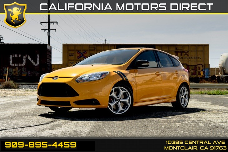 2013 Ford Focus ST(TURBOCHARGED & NAVIGATION)