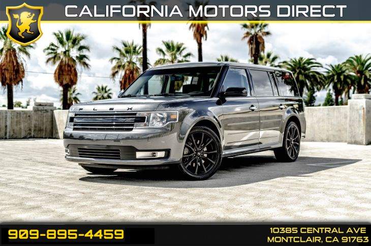 2016 Ford Flex SEL(NAVIGATION & BLUETOOTH)