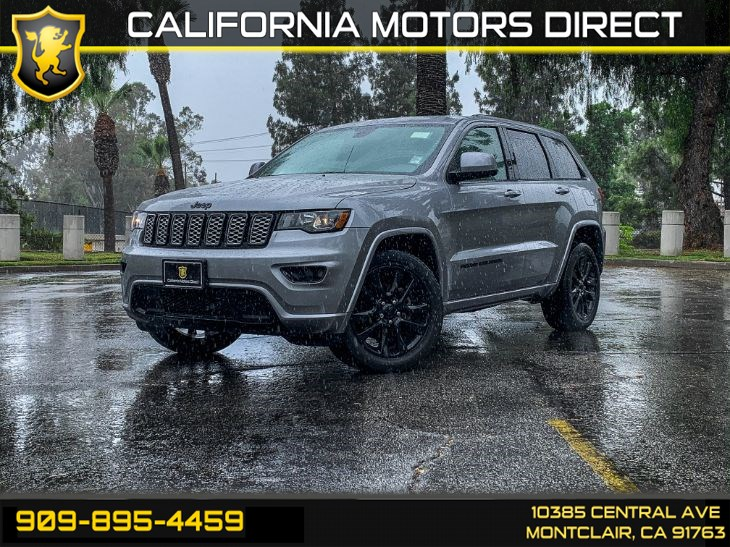 2017 Jeep Grand Cherokee Altitude(BLUETOOTH & BACK-UP CAMERA)