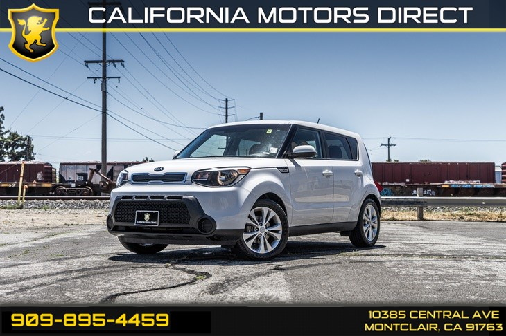 2015 Kia Soul (BLUETOOTH & BACK-UP CAMERA)