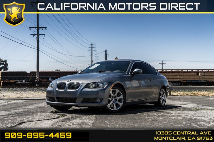 2010 BMW 3 Series 335i (TURBOCHARGED & PREMIUM PACKAGE)