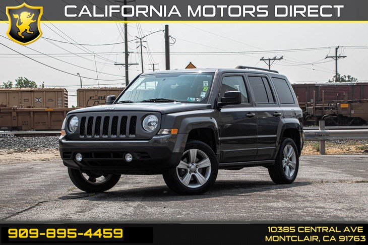 2017 Jeep Patriot Latitude (BLUETOOTH & SATELLITE RADIO)