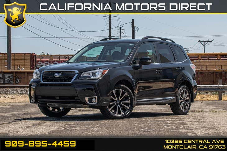 2017 Subaru Forester Touring (TURBOCHARGED & SUN/MOONROOF)