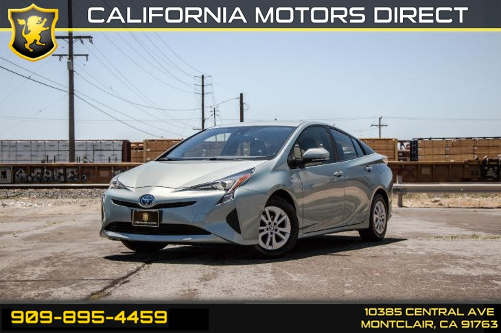 2017 Toyota Prius Two(BLUETOOTH & BACK-UP CAMERA)