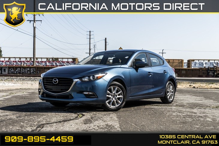 2017 Mazda Mazda3 5-Door (BLUETOOTH & BACKUP CAMERA) Sport