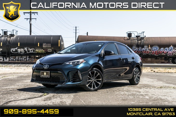 2017 Toyota Corolla SE( BLUETOOTH & BACK-UP)