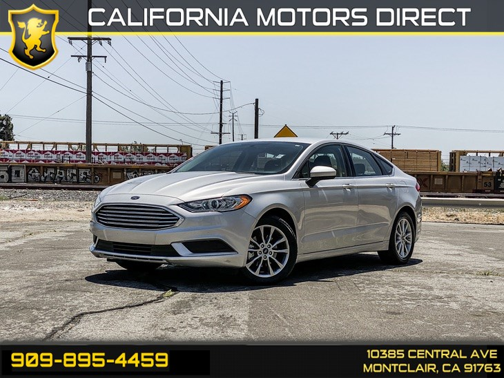 2017 Ford Fusion SE(BLUETOOTH & BACK-UP CAMERA)