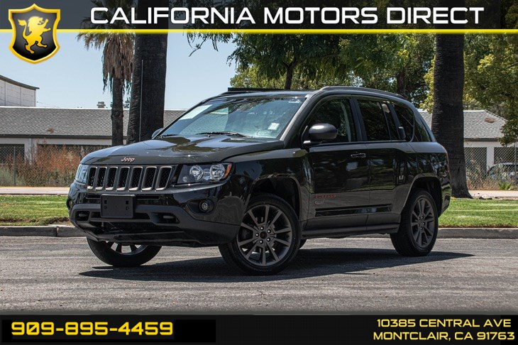 2017 Jeep Compass 75th Anniversary Edition(BLUETOOTH& BACK-UPCAMERA)