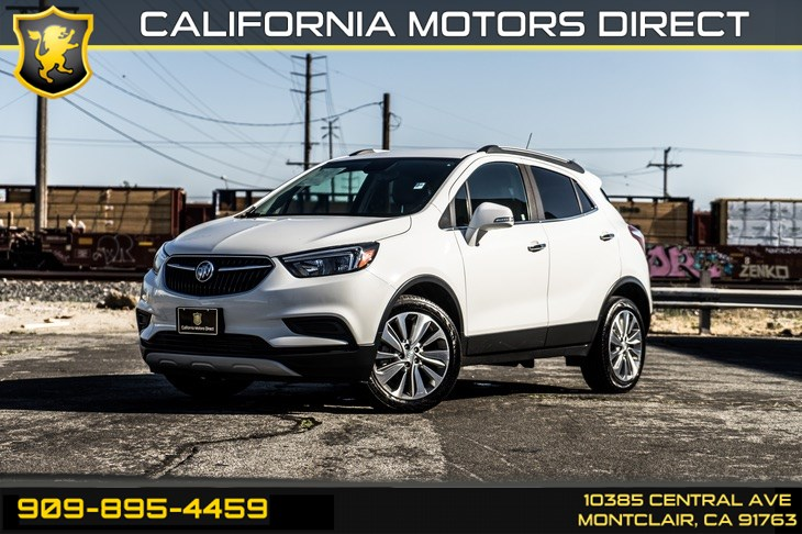 2017 Buick Encore Preferred(BLUETOOTH & BACK-UP CAMERA)