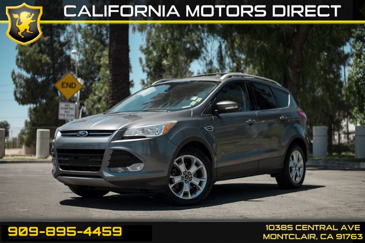 2014 Ford Escape Titanium(BLUETOOTH & BACK-UP CAMERA)