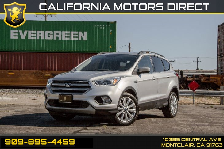 2019 Ford Escape SEL(TURBOCHARGED & BACK-UP CAMERA)
