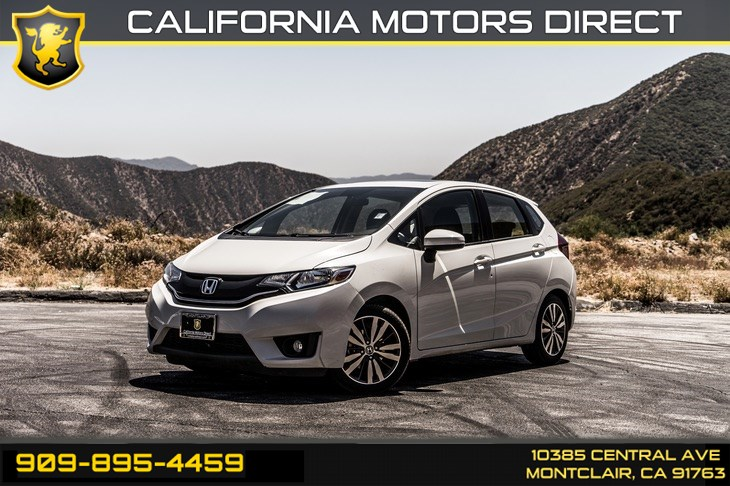 2017 Honda Fit EX(BLUETOOTH & SUNROOF)