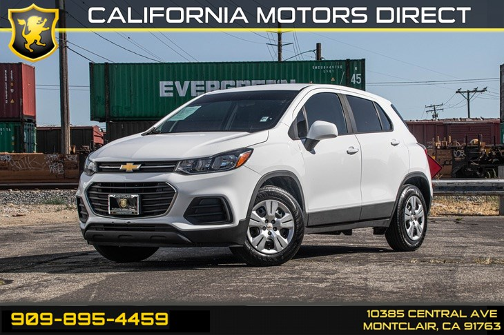 2018 Chevrolet Trax LS(BLUETOOTH & BACK-UP CAMERA)