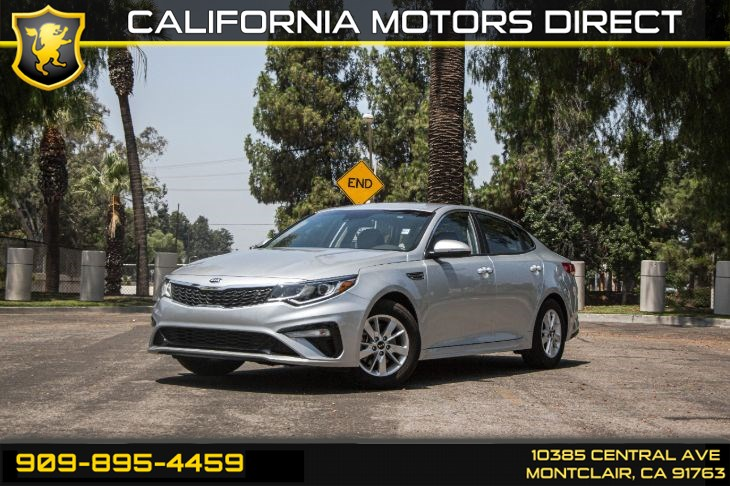 2019 Kia Optima LX (BLUETOOTH & SUN/MOONROOF)