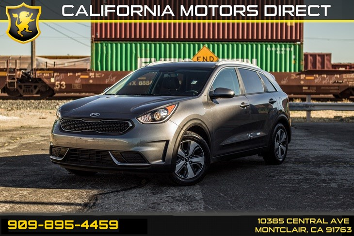 2017 Kia Niro LX(BLUETOOTH & BACK-UP CAMERA)