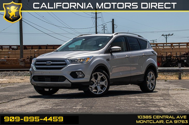 2017 Ford Escape Titanium(BLUETOOTH & BACK-UP CAMERA)