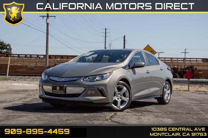 2017 Chevrolet Volt LT (BLUETOOTH & BACK-UP CAMERA)