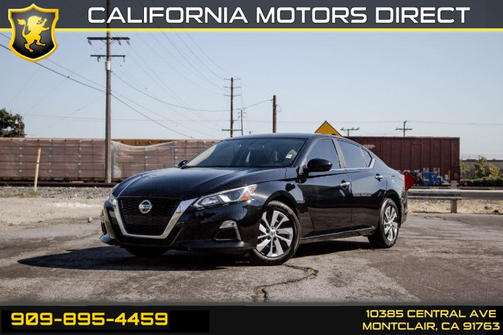 2019 Nissan Altima 2.5 S (BLUETOOTH & BACK-UP CAMERA)
