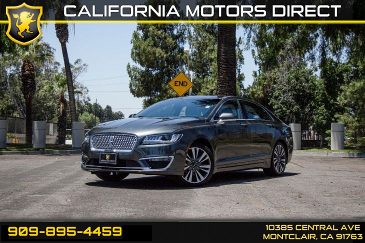 2017 Lincoln MKZ Hybrid Reserve(POWER MOONROOF & BACK-UP CAMERA)