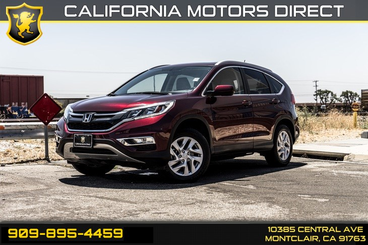 2016 Honda CR-V EX-L(BLUETOOTH & BACK-UP CAMERA)