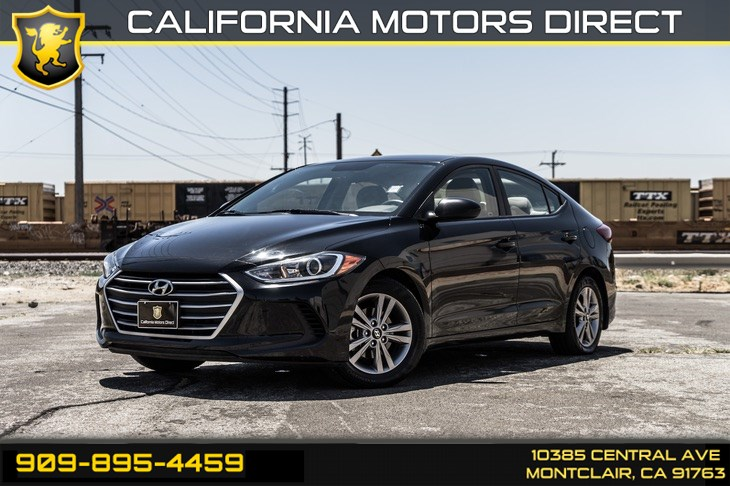 2017 Hyundai Elantra SE (BLUETOOTH & BACK-UP CAMERA)