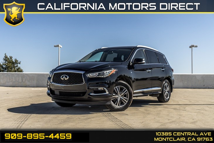 2017 INFINITI QX60 (KEYLESS ENTRY,PREMIUM LEATHER SEATS)