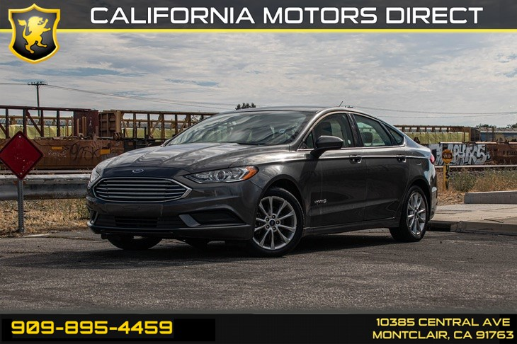 2017 Ford Fusion Hybrid SE (BLUETOOTH & BACK-UP CAMERA)