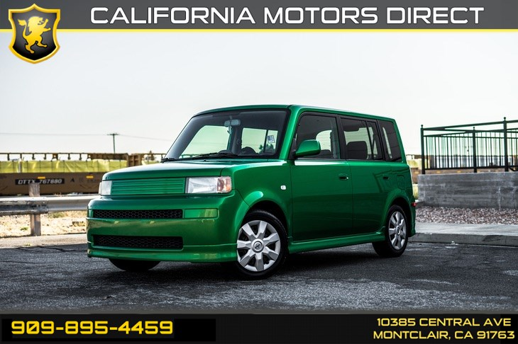 2006 Scion xB (MP3 & A/C)