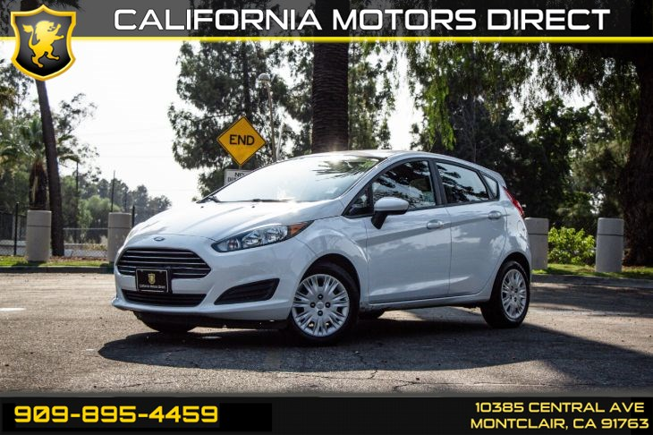 2016 Ford Fiesta S(BLUETOOTH & BACK-UP CAMERA)