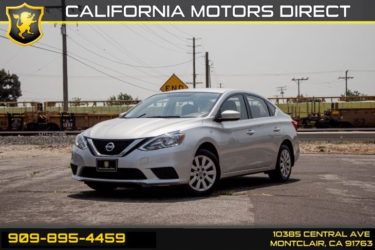 2017 Nissan Sentra SV(BLUETOOTH & BACK-UP CAMERA)