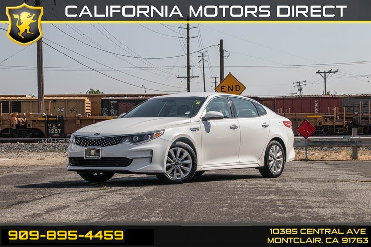 2016 Kia Optima EX (BLUETOOTH & BACK-UP CAMERA)