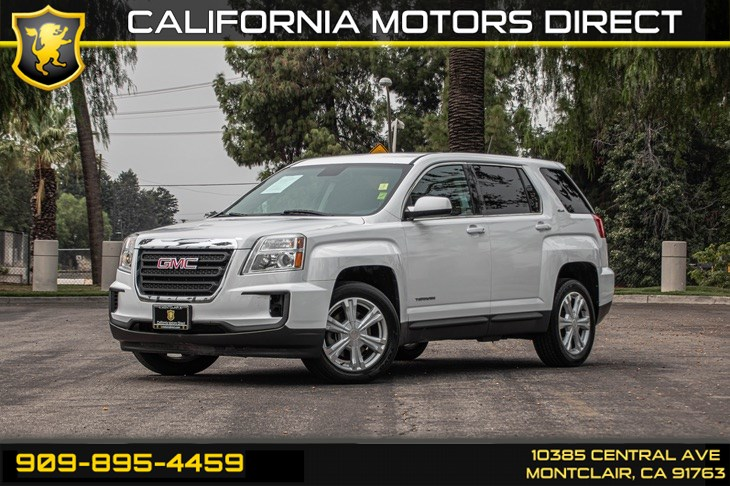 2017 GMC Terrain SLE(BLUETOOTH & BACK-UP CAMERA)