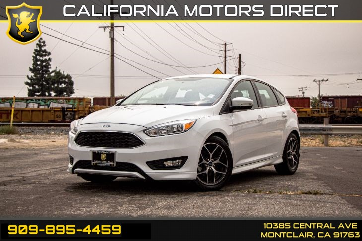 2015 Ford Focus SE(BLUETOOTH & BACK-UP CAMERA)