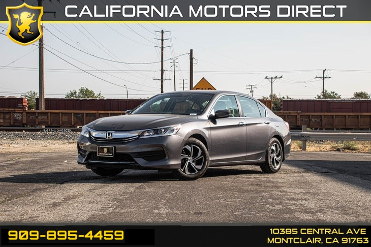 2017 Honda Accord Sedan LX (BLUETOOTH & BACK-UP CAMERA)