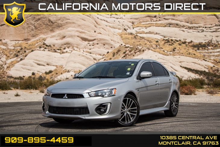 2016 Mitsubishi Lancer GT (SUN/MOONROOF & BLUETOOTH)
