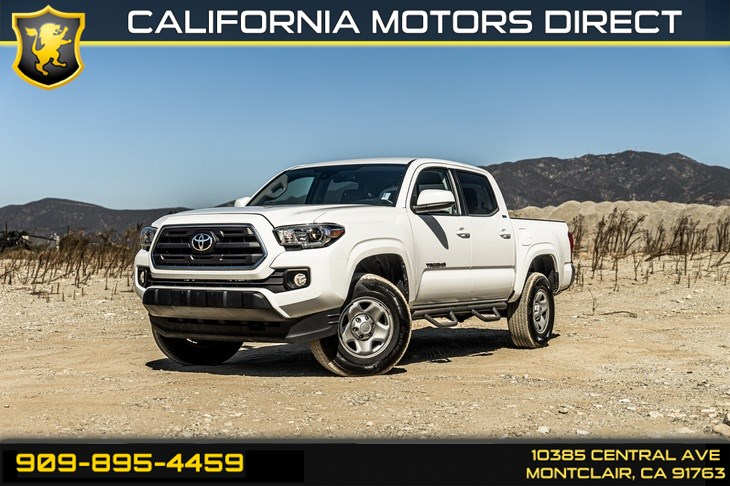 2018 Toyota Tacoma SR5 (BLUETOOTH & BACK-UP CAMERA)