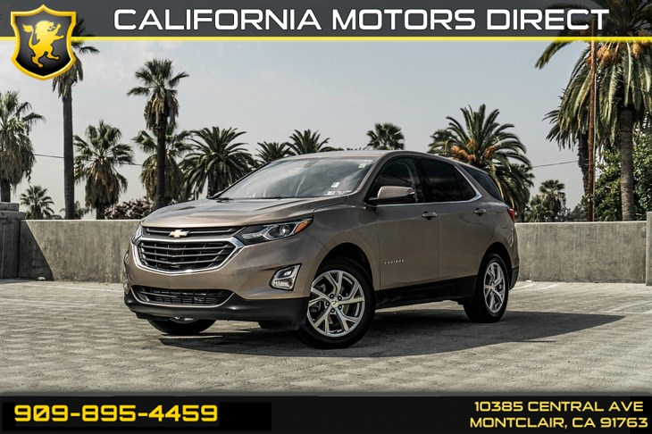 2018 Chevrolet Equinox LT(BLUETOOTH & BACK-UP CAMERA)